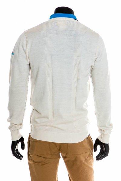 SCRATZ Golfwear SZ Performance V-hals Merino golftrui
