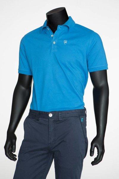 SCRATZ Golfwear SZ Original katoenen stretch golf shirt