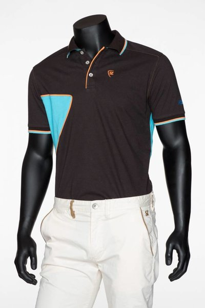 SCRATZ Golfwear SZ Performance katoen stretch golf shirt