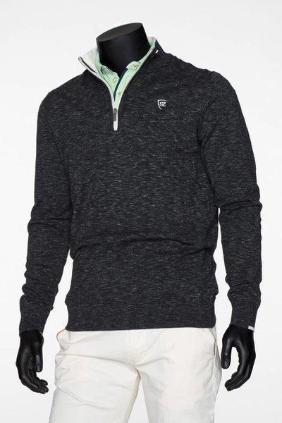SCRATZ Golfwear SZ Players luxe golf trui met rits