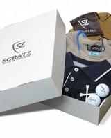 SCRATZ Golfwear Gift Box