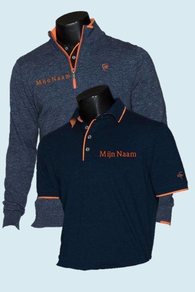 SCRATZ Golfwear Laat je naam borduren op je SCRATZ golfkleding!