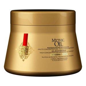 L'OREAL Mythic Oil Masque voor dik haar, 200ml