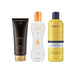 Sun Protection Shampoo