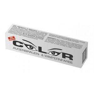 Comair Color Color wimper- en wenkbrauwverf grafiet