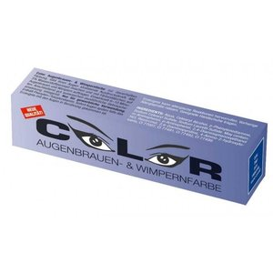 Comair Color Color eyelash and eyebrow paint Blue