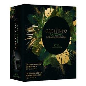Orofluido Amazonia Gift Set, Baume + Crème Réparatrice Corps