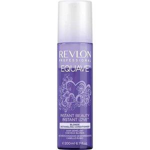 Revlon Equave Blonde Detangling Conditioner, 200ml