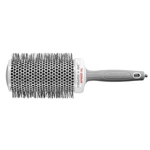 Olivia Garden Ceramic + Ion Brush (Silver) CI-65 XL
