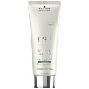 Schwarzkopf BC Scalp Genesis Apaisant Shampoo 200 ml