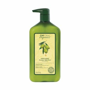 CHI Olive Organics - Hair & Body Shampoo, 710ml