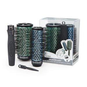 Olivia Garden MultiBrush Borstel 3pcs Kit
