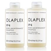 Olaplex Duo Pack 2 X 250ml N ° 4 shampooing
