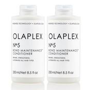 Olaplex Duo Pack No. 5 conditionneur, 2 x 250 ml
