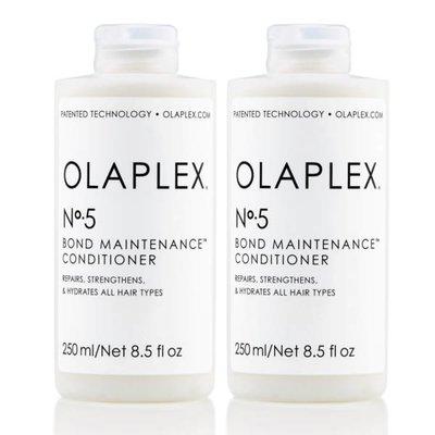 Olaplex Duo Pack No. 5 Conditioner, 2 x 250ml
