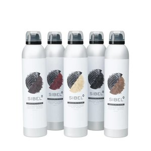 Sibel UNDERCOVER DROGE KLEURSPRAY 300ML BLACK