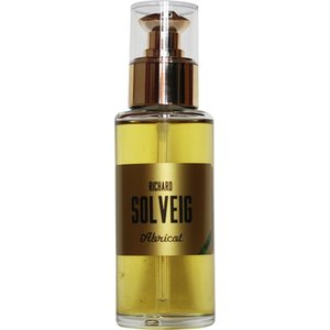 Richard Solveig 100% ORGANIC APRICOT OIL