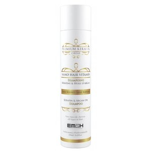 EM2H Caviar Keratine / Argan Oil Shampoo, 250ml
