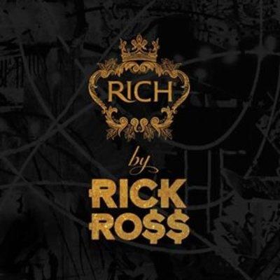 Rick Ross Styling Gel, 150ml