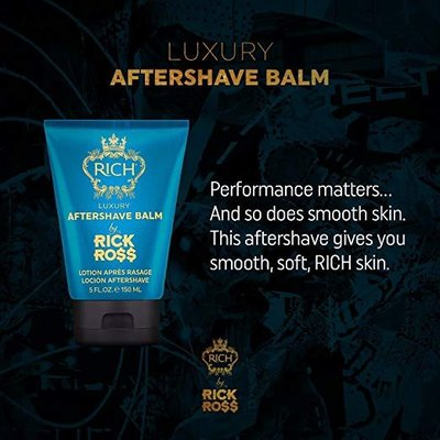 Rick Ross Aftershave Balm, 150 ml
