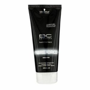Schwarzkopf BC Fibre Force Shampoo (For Extremely Damaged Hair) 200ml