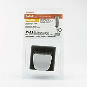 Wahl Replacement Blade voor Bullet  of Sterling 2 Clipper Blade