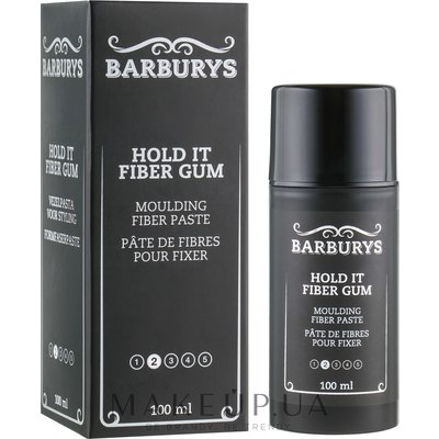Barburys Hold It Fiber Gum (100ml)