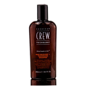 American Crew Anti hairloss + thickening shampoo