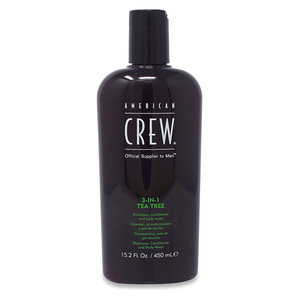 American Crew 3 In 1 Tea tree Body wash 450ml