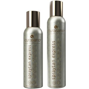 Curasano Spraytan Express Tanning Spray 200 ml + 50 ml