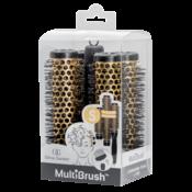 Olivia Garden MultiBrush Brush Set kit 26mm Size: S