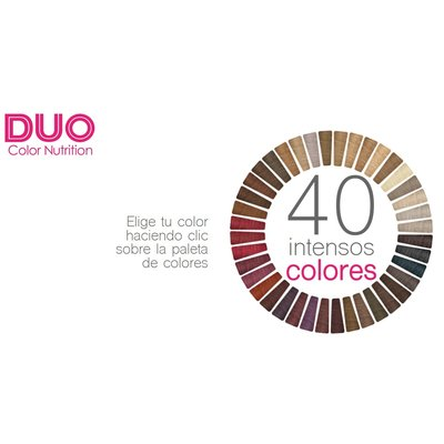DUO DUO Professional Keratin Color 2 x 35ml