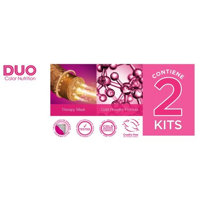 BMT DUO Professional Keratin Color 2 x 35ml