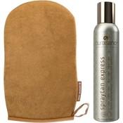 Curasano Spraytan Express Tanning Spray Set 200ml + Glove