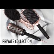 Olivia Garden Jeu de 4 pinceaux Nano Thermic - Pensez Pink Série 2019