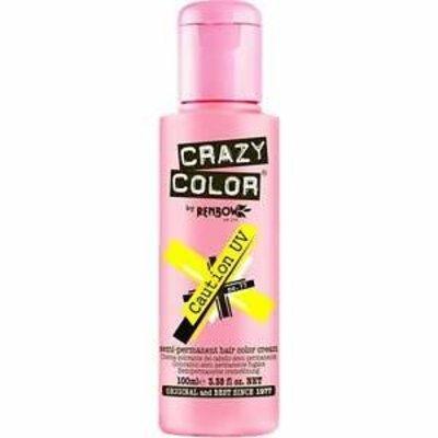 Crazy Color Caution UV