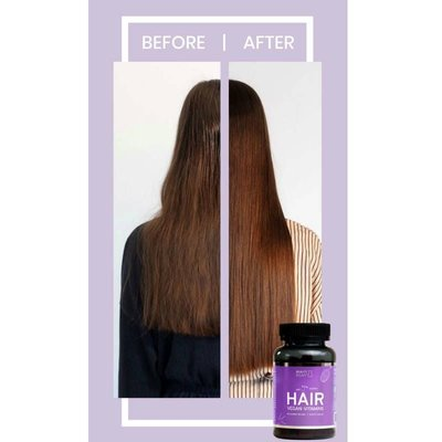 Beauty Bear Hair Vitamines Hair Vitamins, 60 Gummies