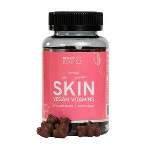 BEAUTY BEAR Skin Vitamins, 60 Gummies
