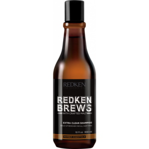 Redken Brew Extra Clean Shampoo, 300ml