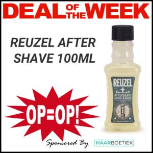 Reuzel Aftershave, 100ml