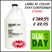 Label.M Colour Stay Conditioner, 3750ml