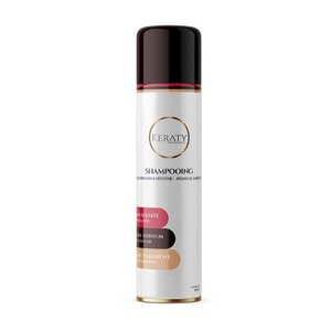 Keraty Professional Straightening Shampoo, 250ml