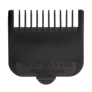 Wahl Attachment comb Nr. 1 - 3 mm BLACK