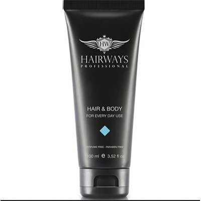 Hairways  Hair & Body Wash, 100 ml