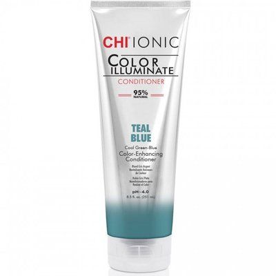 CHI Color Illuminate  Kleurconditioner Teal Blue 251ml