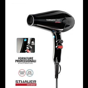 STHAUER Hairdryer Tornado 280T Black