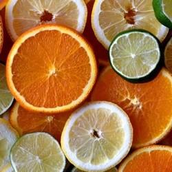 Citrus Essential Olie / Vet Haar