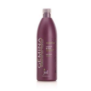 GEMINA Citrus Olie / Vet Haar Shampoo, 1000ml