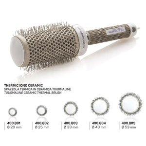 HAIRBRUSHES Brush 43 mm - 400,804