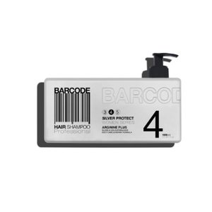 BARCODE Silver Protect Shampoo, 1000ml